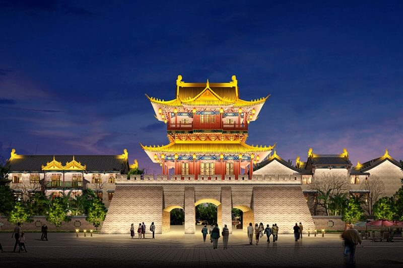 Key points of chinese architectural lighting design industry news